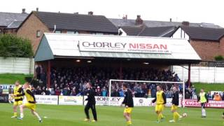 The National League North Football Stadiums 2016/2017
