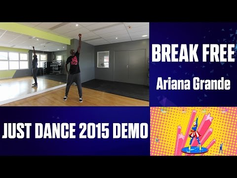 Just Dance 2015 - Break Free (Free DLC) - Exclusive demo! [UK]