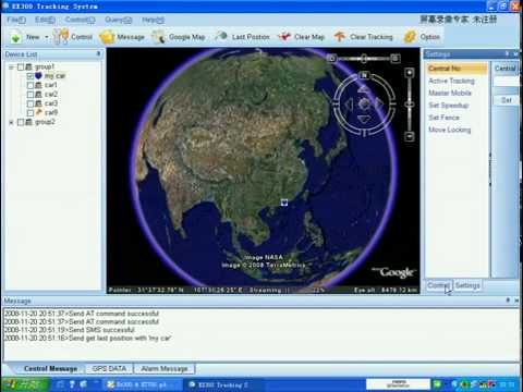 Ex300 Gps Tracking Software