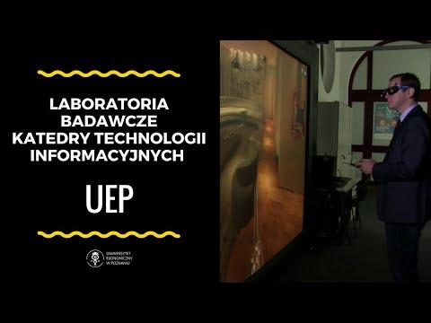 Laboratoria Badawcze Katedry Technologii Informacyjnych Uniwersytetu Ekonomicznego W Poznaniu