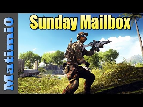 New Reload System - Sunday Mailbox - Battlefield 3/4