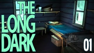 "The Long Dark Ep 1 - ""In the Middle of SNOWHERE!!!"" (Alpha Gameplay Walkthrough)"