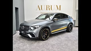 MERCEDES-BENZ GLC 63 S AMG 4M+ *EDITION 1* *COUPE* Walkaround by AURUM International