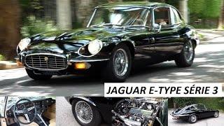 Garagem do Bellote TV: Jaguar E-Type Série 3 (V12)