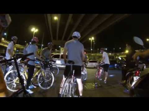 RIDE FOR EAT BANGKOK, THAILAND 2013 (Thonglor-Siam)