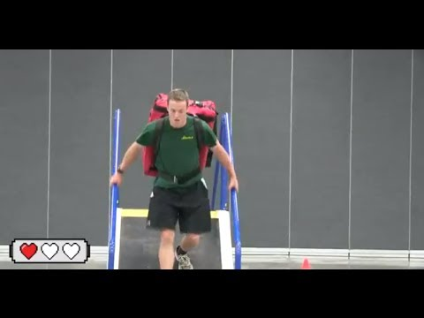 Pack-Man: WFX-Fitness Test