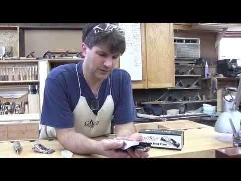 Rob Cosman Reviews the WoodRiver Block Plane