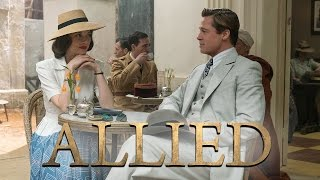 Aliados | Trailer #1 | Paramount Pictures Spain