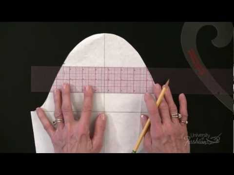 Pattern Making: Straight Sleeve Sloper: Full Tutorial