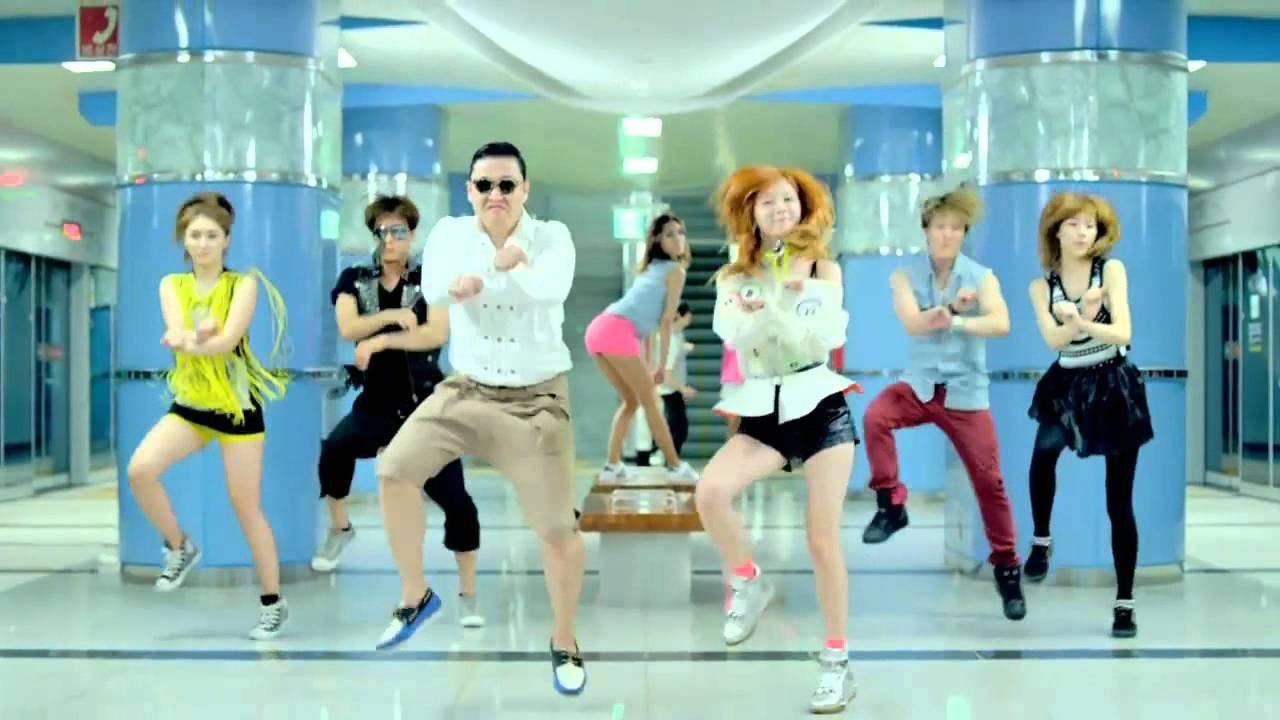 Gangnam style ey sexy lady youtube