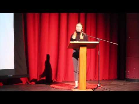 Being an Activist from a Position of Privilege | Madeline (Maddie) Bowen | TEDxChadwickSchool