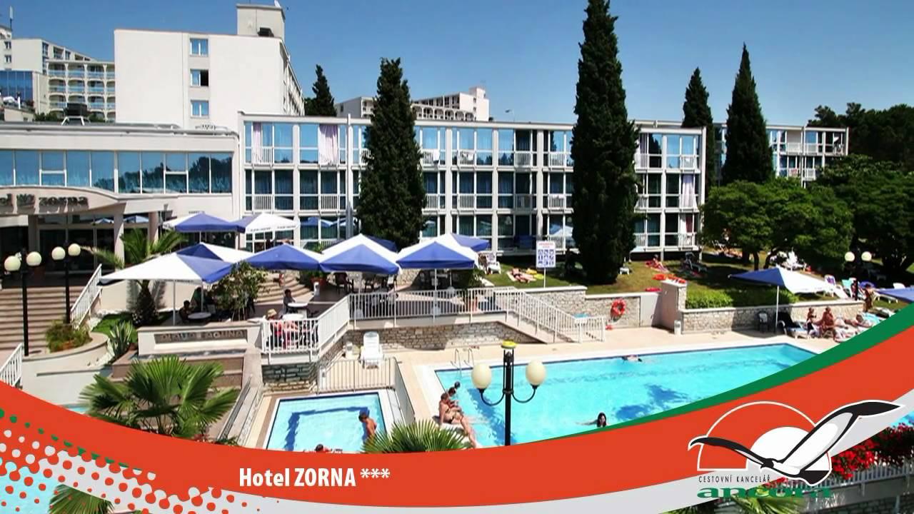 Laguna Zorna Croatia Hotel Zorna Poreč Croatia