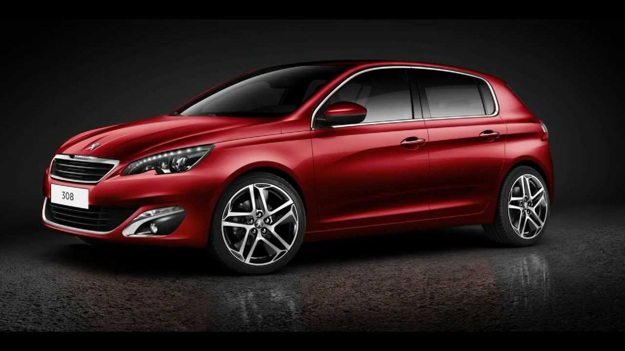 the new 2014 peugeot 308 exterior interior youtube. Black Bedroom Furniture Sets. Home Design Ideas