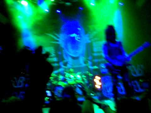 AP Tour 2011  DC -Black Veil Brides