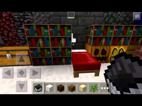 MCPE:0.8.1 Faithful Texture Pack Review