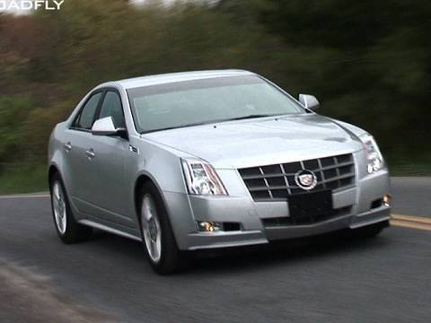 Roadfly Com 2010 Cadillac Cts 3 6 Performance Road Test
