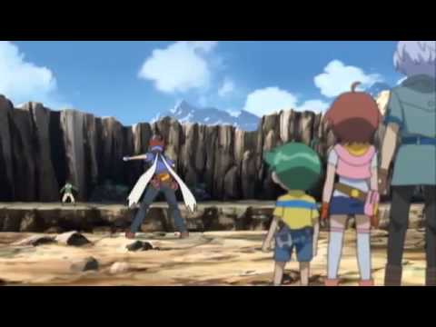 Beyblade Metal Masters Episode 2 The Persistent Challenger English Dubbed (Part 1/2)