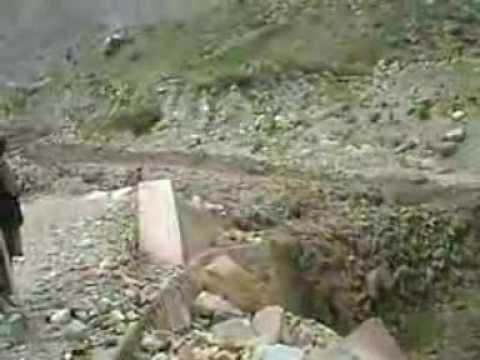 mudslide in afghanistan