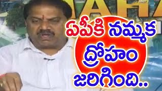 YCP Leader Malladi Vishnu Fire On TDP Party  | #PrimeTimeWithMurthy