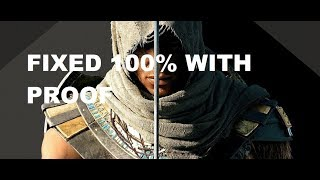 ASSASSIN CREED ORIGIN ORIGIN API-WIN-CRT RUNTIME.DLL FIXED 100% WITH SSE 4.2 SUPPORT