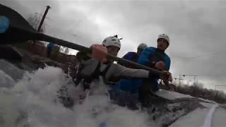 Ivrea Rafting Training Camp 2018! #FIRaft