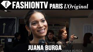 Juana Burga: My Life Story | Model Talk | FashionTV