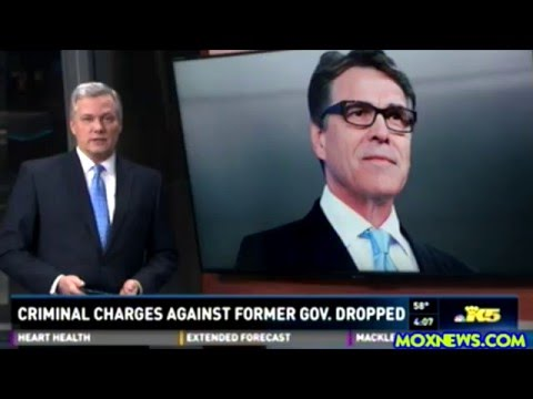 Governor Rick Perry Abuse Of Power Charges Dropped By Federal Appeals Court!