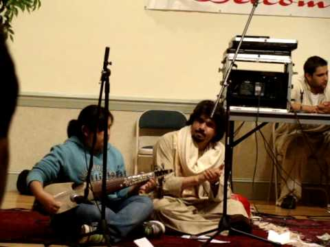 Da Zamong Zeba Watan In Rabab By Samira Azadzoy, An Afghan Girl+humayoun Sakhi 2008 video