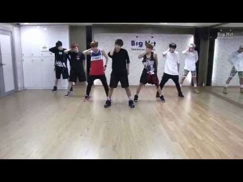 방탄소년단 'Danger' dance practice