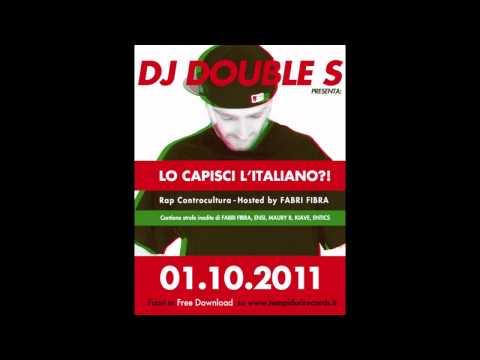 Fabri Fibra & DJ Double S - Rap Controcultura Intro (Esclusivo) // Lo Capisci L'italiano?!