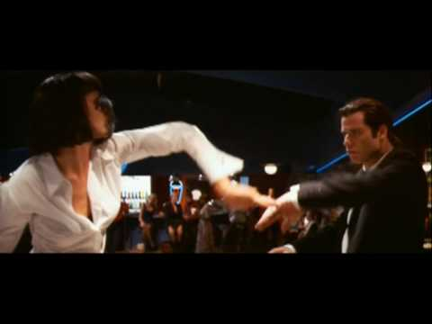 JOHN TRAVOLTA Y UMA THURMAN.wmv