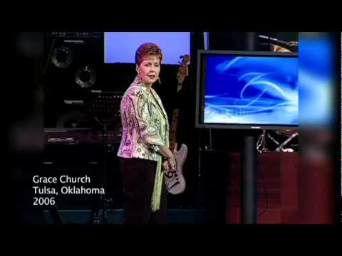 Danny Cahill and Darci Cahill on Joyce Meyer (Biggest Loser)