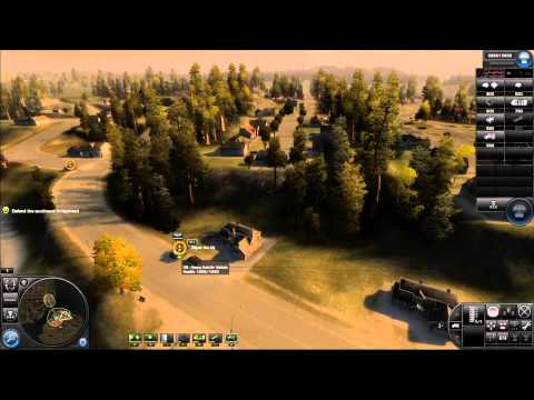 World in Conflict Soviet Assault - Mission 3: Reunion