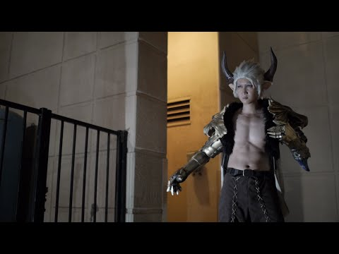 Behind the Scenes:「Okageo Cosplay & Muze Photography」Tera Online