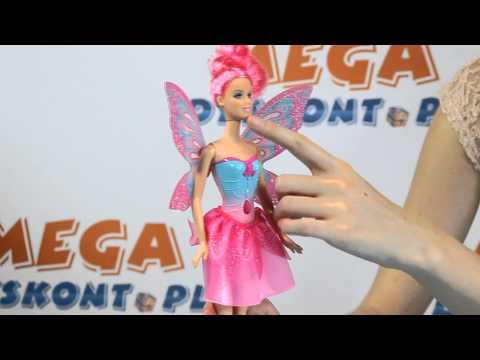 Przyjaciółki Barbie Mariposy - Motylo-Wróżki - po polsku / Barbie Mariposa`s Friends / Fairies