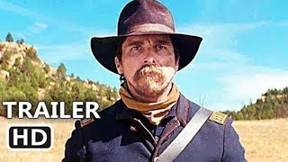 HOSTILES Official Trailer (2017) Christian Bale Movie HD
