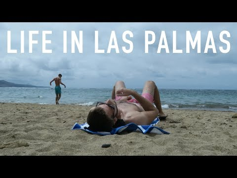 LIFE IN LAS PALMAS, GRAN CANARIA | DIGITAL NOMAD VLOG 30