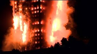 Austerity & Neglect Blamed as 79 Die in U.K. Apartment Fire Housing Immigrants & Low-Income Workers