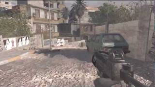 Modern Warfare 2 - Campaign - Team Player