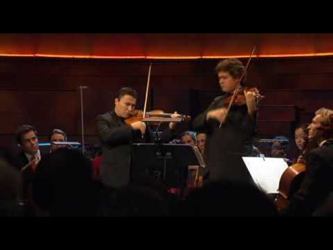 Mozart: Sinfonia concertante, Mvmt. 2b - Vengerov, Power