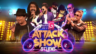 FM Derana Attack Show Studio | Sakura vs Sunflowers | Beji vs D7th