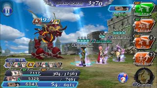 [DFFOO] Raise the Runic Blade Co-op Level 70