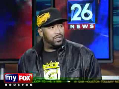 Bun B Speaks On Cause Of Pimp C's Death on TV