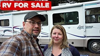 Our MOTORHOME is officially for sale [*SOLD*] 1999 32' Tiffin Allegro