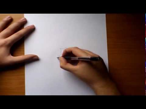 Como dibujar a Marge paso a paso - Los Simpsons | How to draw Marge - The simpsons