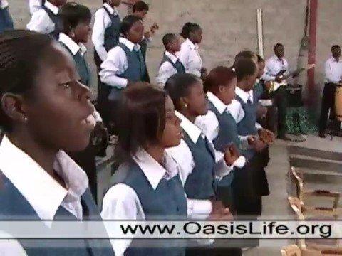 Powerful Praise Song In Swahili - Kinshasa DRC