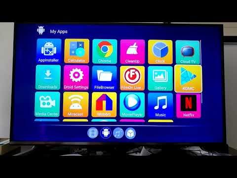 R-TV BOX S10 KODI ACTIVATION INSTRUCTION