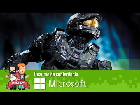 E3 2015 – Resumo da Conferência: Microsoft