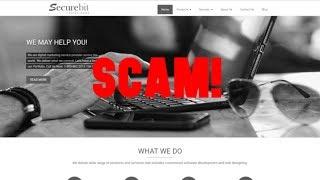 """Securebit Technologies"" Tech Support Scam   Norton Security Impersonators"