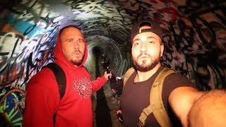 (UNCUT) The Haunted Faze Rug Tunnel Is Even Scarier Now
